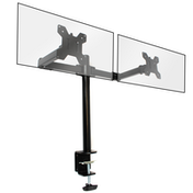 Dual Arm Monitor Bracket | M&W