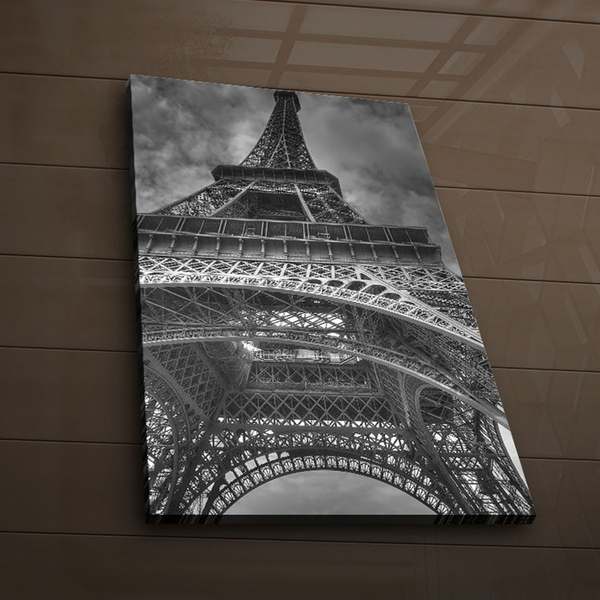 4570?ACT-77 Multicolor Decorative Led Lighted Canvas Painting