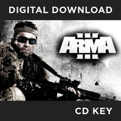 ArmA III 3 PC CD Key Download for Steam