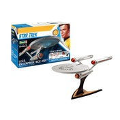 USS Enterprise NCC-1701 (Star Trek) 1:600 Scale Level 5 Revell Technik Model Kit