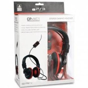 Officially Licensed Comm-Play Pro Stereo Gaming Headset CP-NC1 PS3