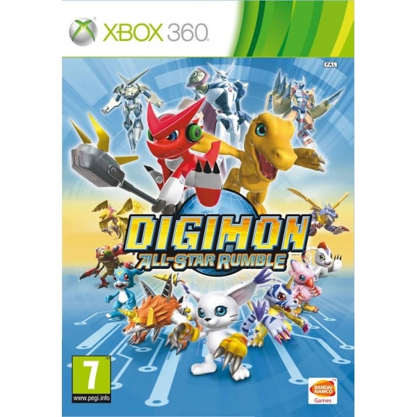 Digimon All Star Rumble Xbox 360 Game