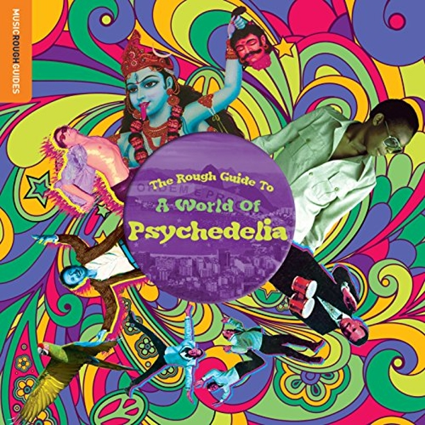 Various Artists - The Rough Guide to a World of Psychedelia Vinyl