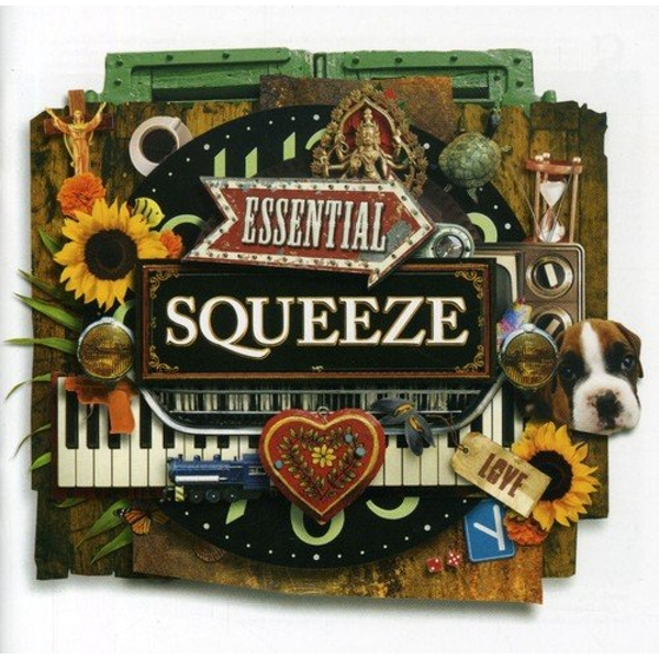 Squeeze - Essential Squeeze CD