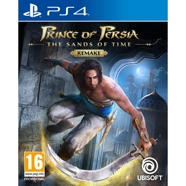 Prince of Persia The Sands of Time Remake PS4 Game