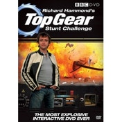 Top Gear Richard Hammond's Stunt Challenge DVD