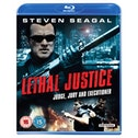 Lethal Justice Blu-ray