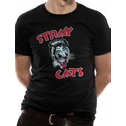 Stray Cats - Logo Men