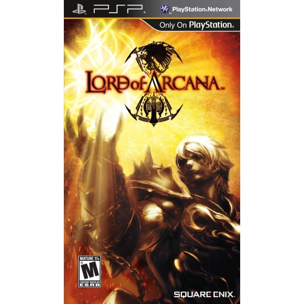 Lord of Arcana Game PSP