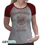 Harry Potter - Alumni Women's Small T-Shirt - Red
