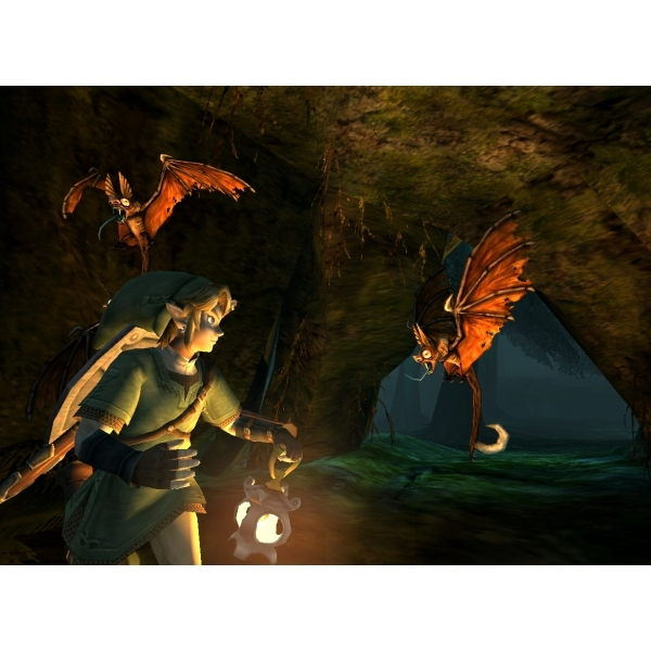 The Legend Of Zelda Twilight Princess (Selects) Game Wii - Image 3