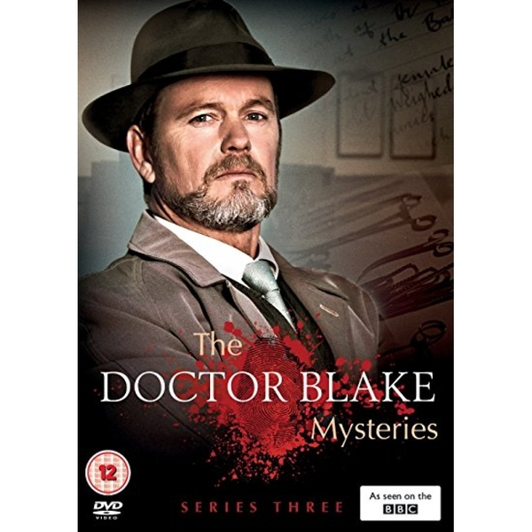 The Doctor Blake Mysteries - Series 3 DVD