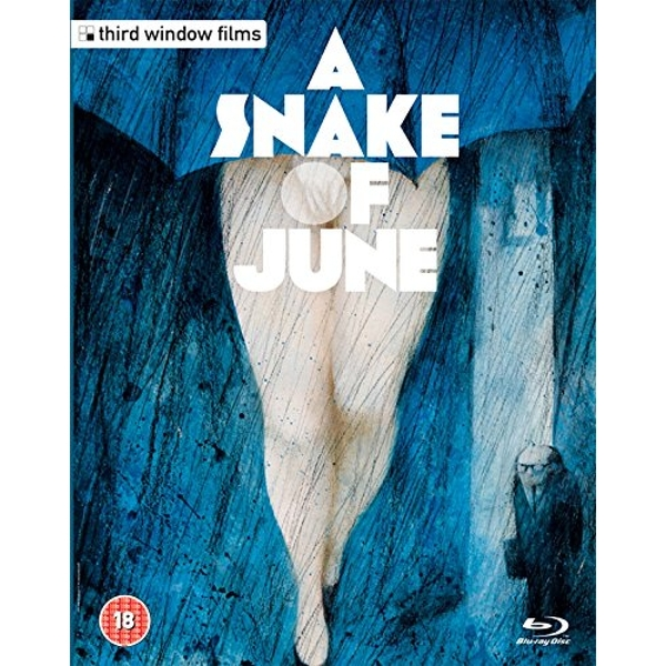 A Snake of June Blu-ray