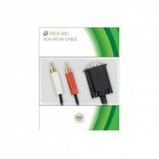 Official High Definition VGA HD AV Cable Xbox 360