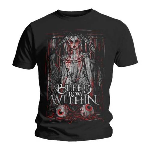 Bleed From Within - Bleed From Within Bride Unisex Small T-Shirt - Black