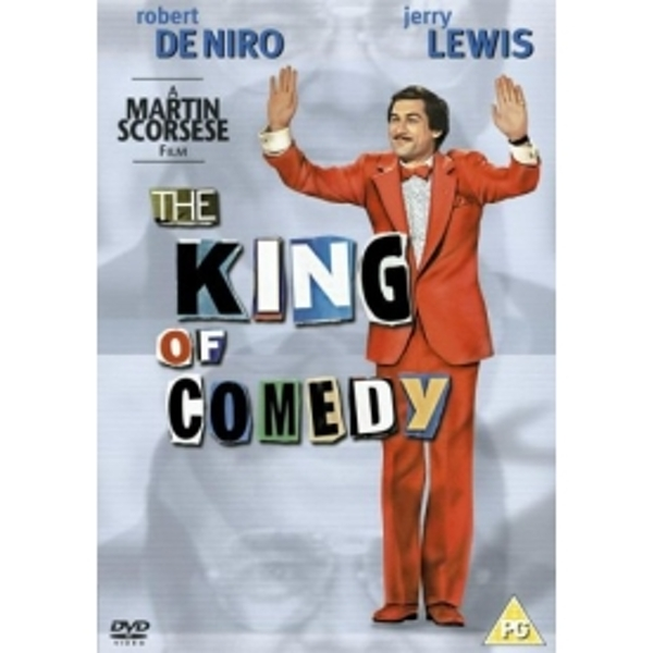 The King Of Comedy DVD