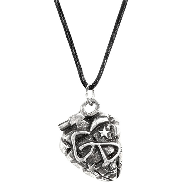 Green Day - Grenade Necklace