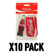 Coca-Cola Original (Pack Of 10) Air Freshener