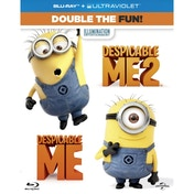 Despicable Me / Despicable Me 2  Blu Ray
