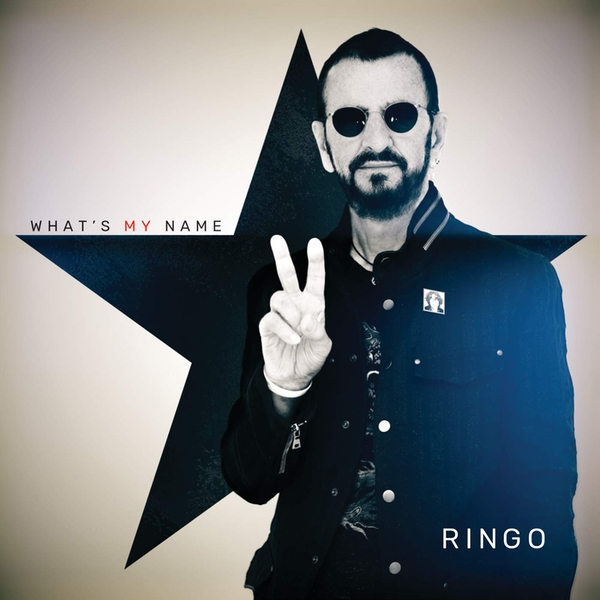 Ringo Starr - Whats My Name Vinyl