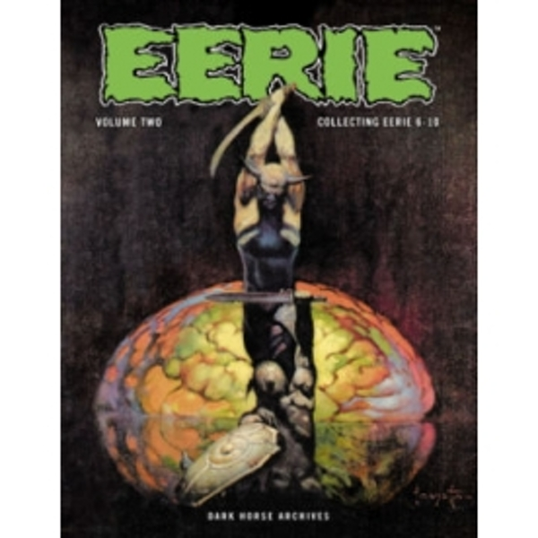 Eerie Archives Volume 2