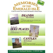Islands Of/ Holy Places/ Castles Of Ireland DVD
