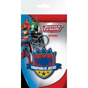 DC Comics Justice League Champions Key Ring