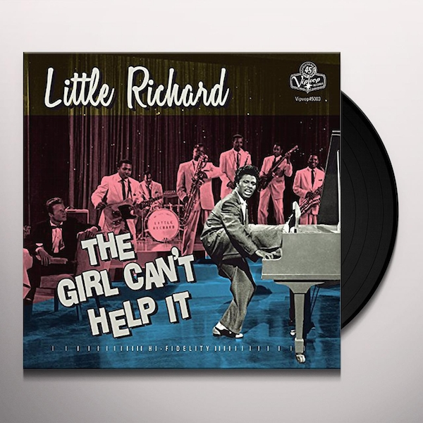 Little Richard ‎– The Girl Can't Help It Limited Edition Vinyl