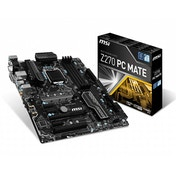 MSI Intel Z270 PC MATE 7th/6th Gen USB2 Motherboard