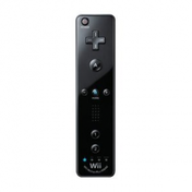 Official Nintendo Wii Remote Plus Control In Black Wii & Wii U