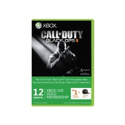 Official Xbox LIVE Gold 12 Months Membership + 1 Month FREE Card Black Ops II 2 Branded Xbox 360