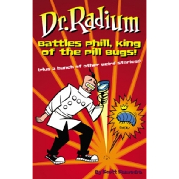 Dr. Radium Battles Phill, King Of The Pill Bugs