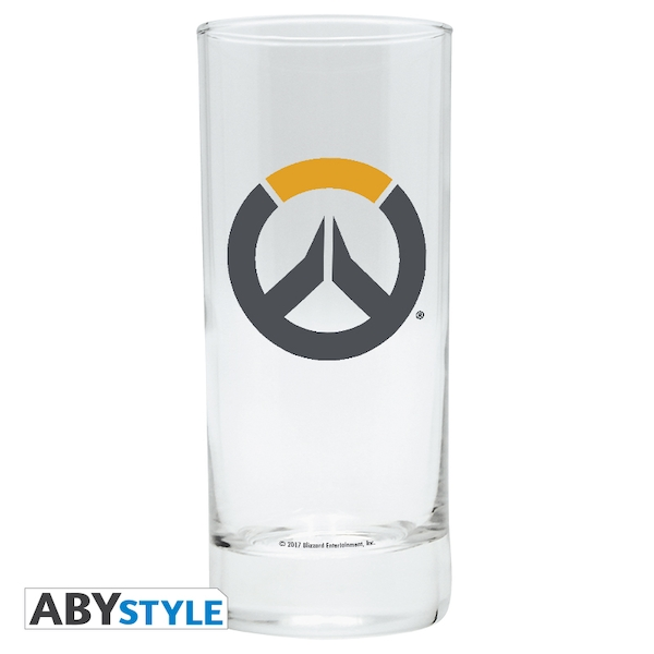 Overwatch - Logo Glass