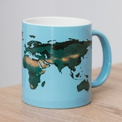 Thumbs Up Global Warming Mug