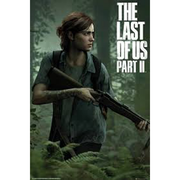 The Last of Us 2 - Ellie Maxi Poster (61cm x 91.5cm)