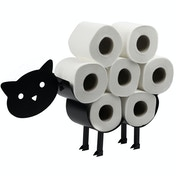 Cat Toilet Roll Holder | Pukkr