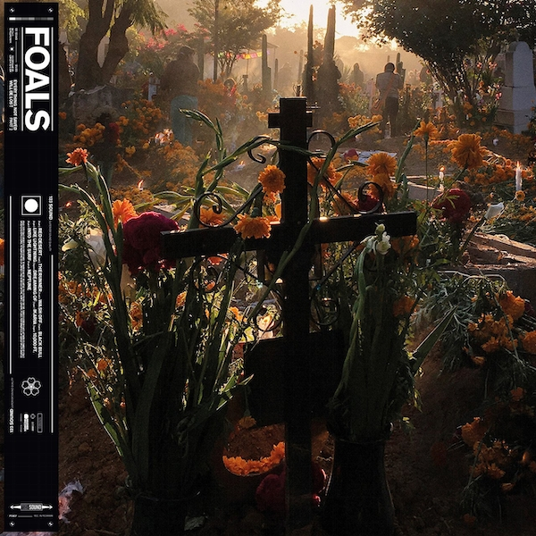 Foals - Everything Not Saved Will Be Lost: Part 2 Limited Edition Orange Vinyl
