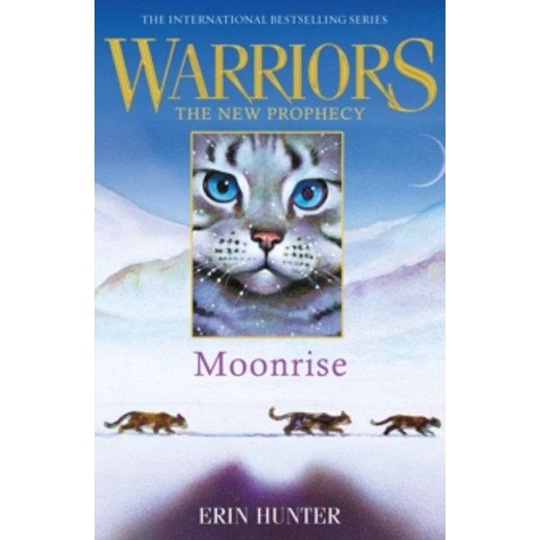 MOONRISE (Warriors: The New Prophecy, Book 2) by Erin Hunter (Paperback, 2011)