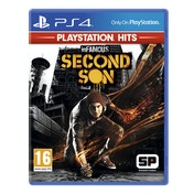 inFamous Second Son Game PS4 (PlayStation Hits)