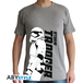 Star Wars - Trooper Episode 7 Men's Medium T-Shirt - Grey - Image 2