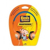 Little Star Creations Bob The Builder Kids Headphones