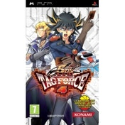 Yu-Gi-Oh! 5Ds Tag Force 4 Shonen Jumps Game PSP