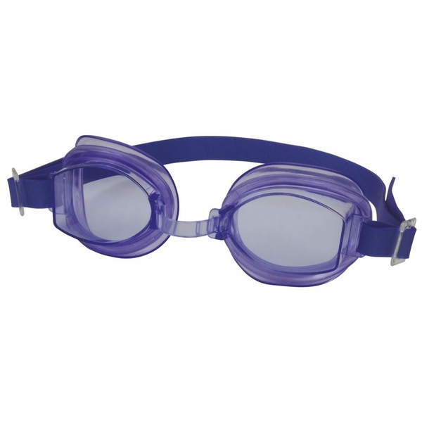 SwimTech Aqua Adult Goggles Purple