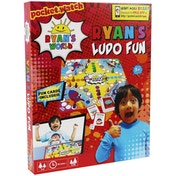 Ryan's World Ludo Fun Game