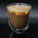 2 Double Walled 190ml Cappuccino Glasses | M&W - Image 4