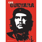 Che Guevara - Red Postcard