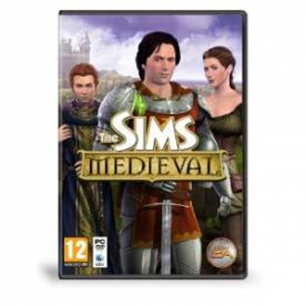The Sims Medieval Game PC & MAC