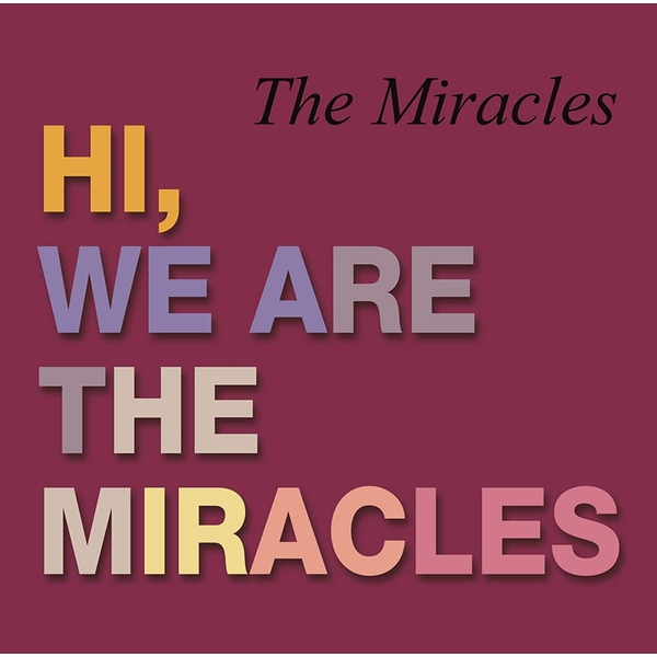 The Miracles - Hi, We Are The Miracles Vinyl