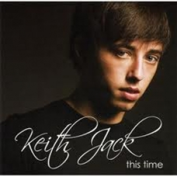 Keith Jack This Time CD
