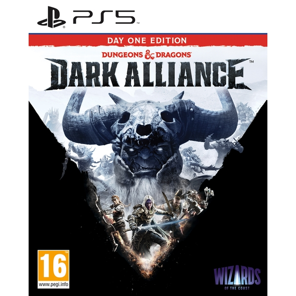 Dungeons & Dragons Dark Alliance PS5 Game
